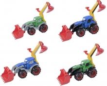 я Трактор Texas Экскаватор 322 ORION