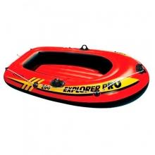 INTEX Лодка EXPLORER PRO 200 58356, (3), кор-ка